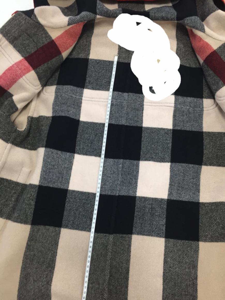 毛呢料图案能对上的,用来做大衣的内部,图片看的出来