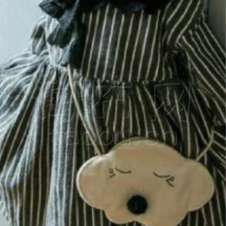 梭织色织,磨毛面料,黑白条