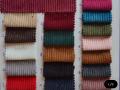 8支涤棉灯芯绒面料价格合适数量会增加,