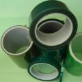 绿硅胶带 绿色喷涂胶带 防水 压皱 抗皱/免烫 吸湿排汗 服装