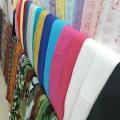 全棉平纹染色布