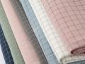 成品2.5宽,色织水洗工艺,